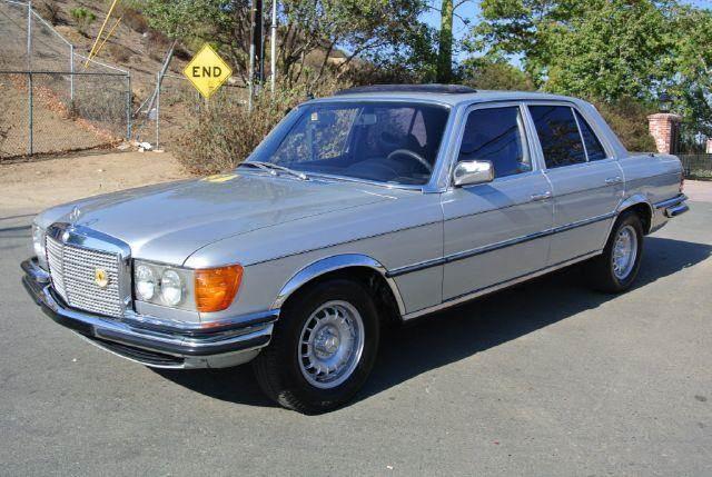 1979 mercedes benz 350 class 350se in el cajon ca 1 for Mercedes benz el cajon