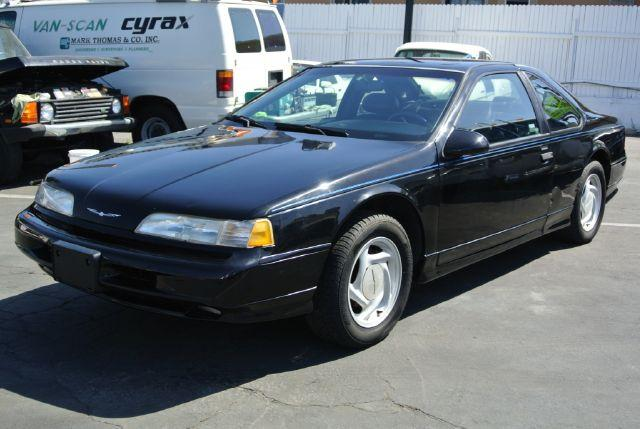 1993 ford thunderbird super coupe el cajon ca. Black Bedroom Furniture Sets. Home Design Ideas
