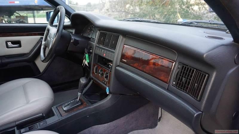 1996 Audi 80  - El Cajon CA