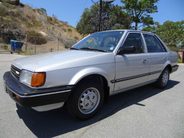 1987 Mazda 323 Dx Sedan In El Cajon Ca 1 Owner Car Guy