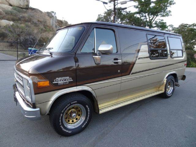 chevy g20 vans for sale in autos post. Black Bedroom Furniture Sets. Home Design Ideas