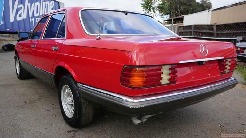 1982 Mercedes-Benz 280-Class  - El Cajon CA