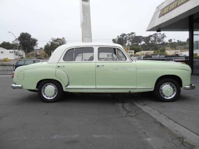 1957 mercedes benz s class 220s w180 ponton classic in el for Mercedes benz of el cajon el cajon ca