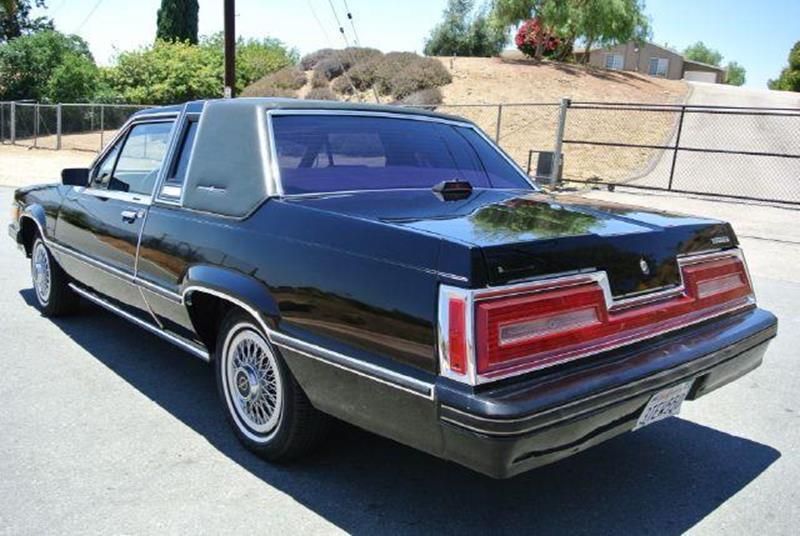 1982 Ford Thunderbird Town Landau - El Cajon CA