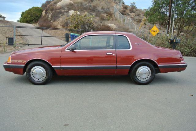 1986 Ford Thunderbird Elan Coupe In El Cajon CA 1 Owner