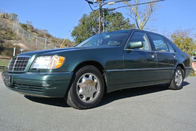 1995 mercedes benz s class s420 4dr sedan for sale in el for 1995 mercedes benz s420