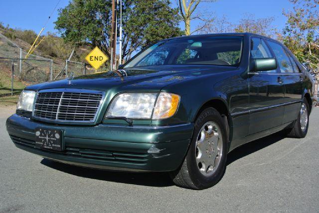1995 Mercedes-Benz S-Class S420 W140 Sedan Loaded - El Cajon CA