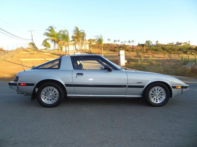 1984 mazda rx 7 gsl se coupe hatchback in el cajon ca 1 owner car guy. Black Bedroom Furniture Sets. Home Design Ideas