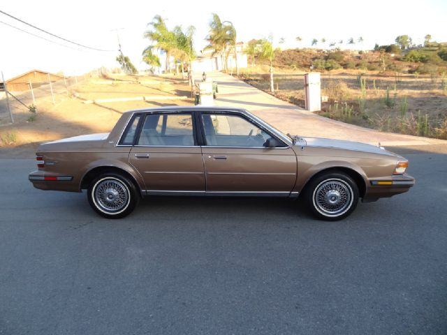 1986 Buick Century Limited Sedan In El Cajon Long Beach