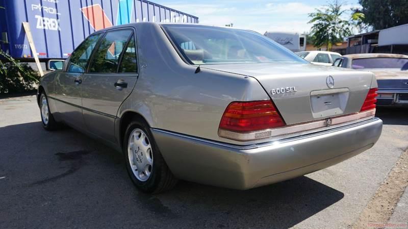 1993 Mercedes-Benz 600-Class  - El Cajon CA