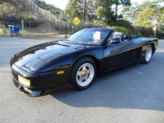 1987 pontiac fiero for sale in el cajon ca for Vw motors cooperstown nd