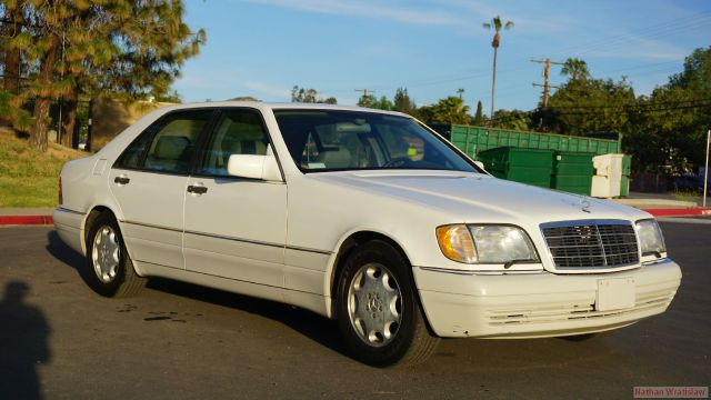 1995 mercedes benz s class s500 4dr sedan in el cajon ca for Mercedes benz s500 for sale by owner