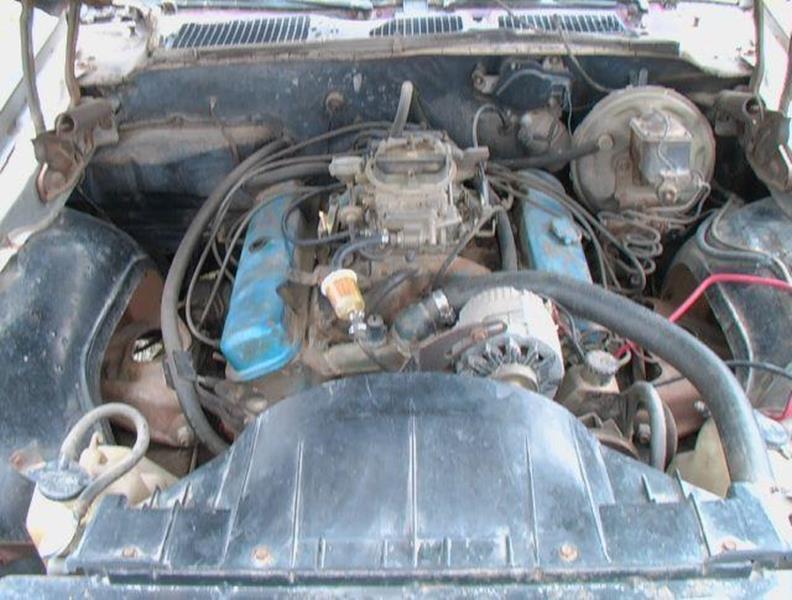 1976 Pontiac Firebird Formula - El Cajon CA
