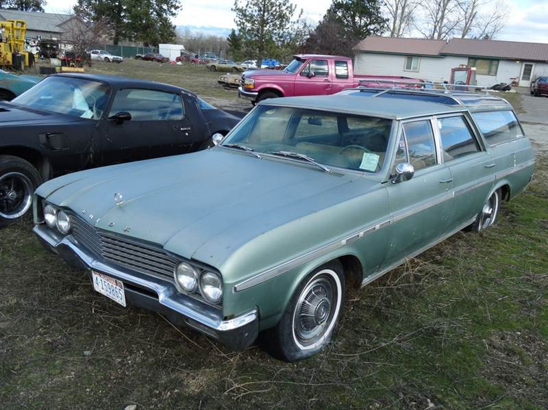 1965 Buick Sport Wagon  - El Cajon CA