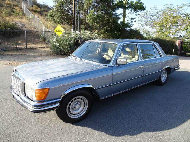 1978 mercedes benz s class 450sel 6 9 w116 sedan in el for Mercedes benz el cajon