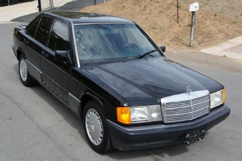 1991 mercedes benz 190 class 190e in el cajon ca 1 owner for 1991 mercedes benz 190e