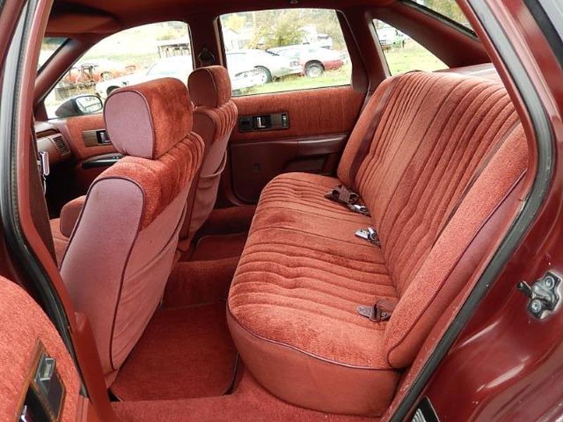 1991 Chevrolet Caprice Sedan - El Cajon CA