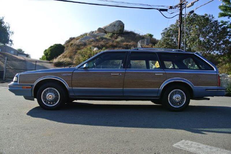 1987 Oldsmobile Cutlass Ciera Wagon Related Keywords & Suggestions