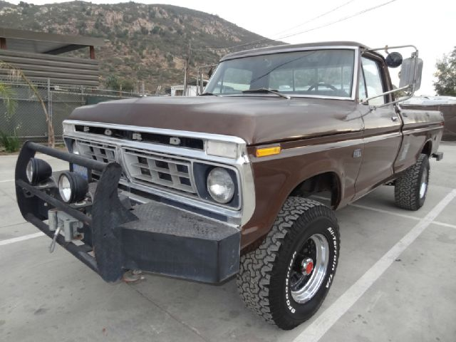 1973 Ford F-250 F250 Highboy 4x4 - El Cajon CA