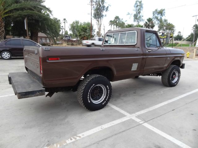 1973 Ford F250 F250 Highboy 4x4 - El Cajon CA