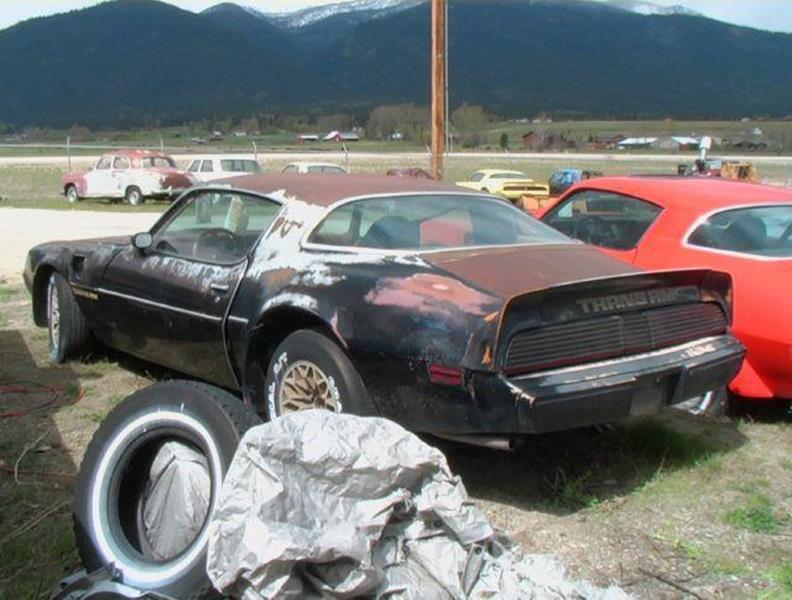 1979 Pontiac Trans Am SE - El Cajon CA