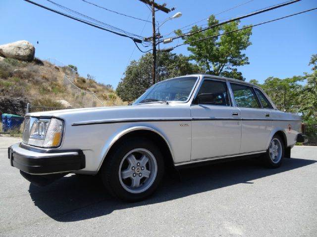 used volvo 240 for sale   carsforsale