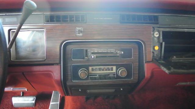 1977 Pontiac Bonneville Brougham - El Cajon CA