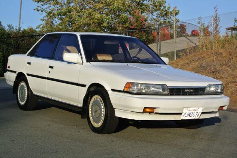 1988 Toyota Camry Le In El Cajon Ca