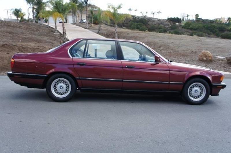1994 Bmw 7 Series 740il In El Cajon Ca 1 Owner Car Guy