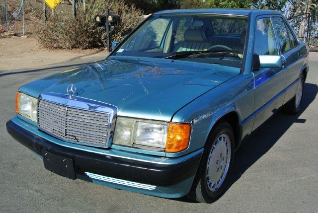 1993 mercedes benz 190 class 190e in el cajon ca 1 owner for Mercedes benz el cajon