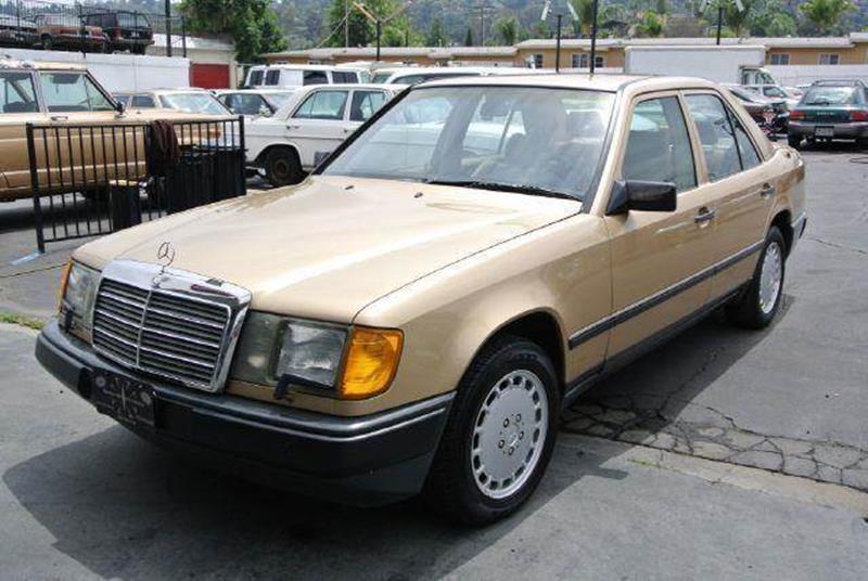 1986 mercedes benz 300 class 300e el cajon ca for Mercedes benz el cajon