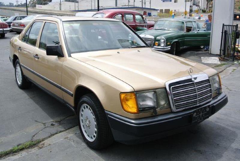 1986 mercedes benz 300 class el cajon ca san diego for Mercedes benz el cajon