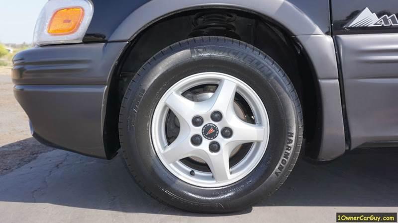 2003 Pontiac Montana  - El Cajon CA