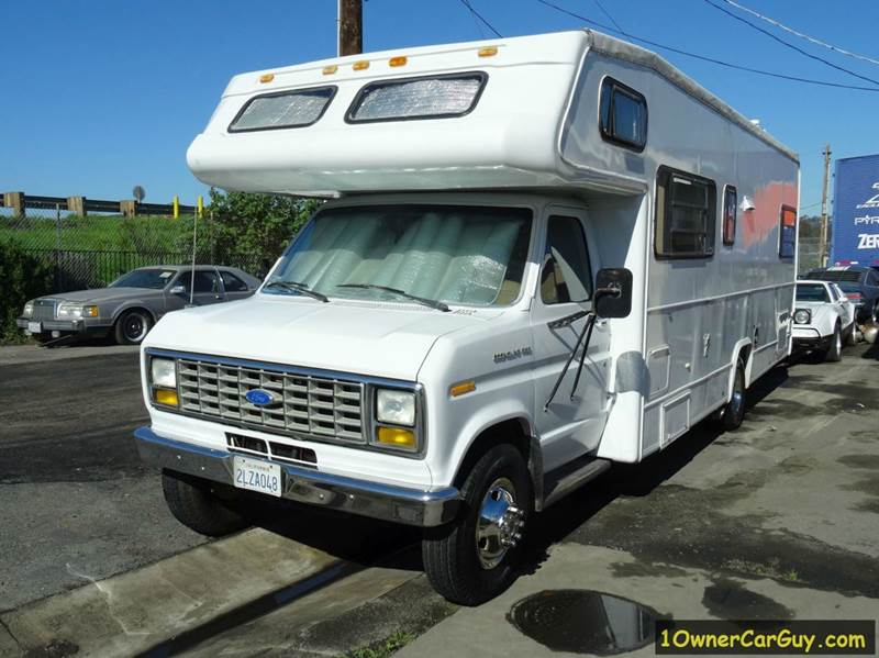 1989 Ford E350 Coachman  - El Cajon CA