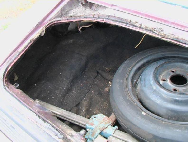 1981 Pontiac Trans Am Turbo - El Cajon CA