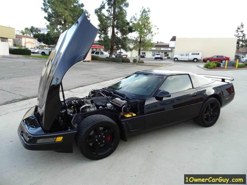 1995 Chevrolet Corvette 2dr Hatchback - El Cajon CA