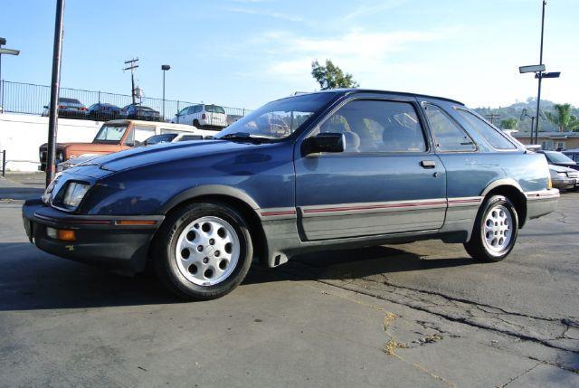 merkur car company 1985 merkur xr4 xr4ti rare hatchback ford in el cajon ca 1 owner