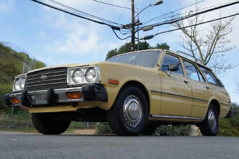 1977 Toyota Corona Wagon In El Cajon Long Beach San Diego