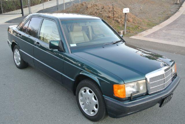 1993 mercedes benz 190 class e 2 3 ltd edition in el for Mercedes benz el cajon