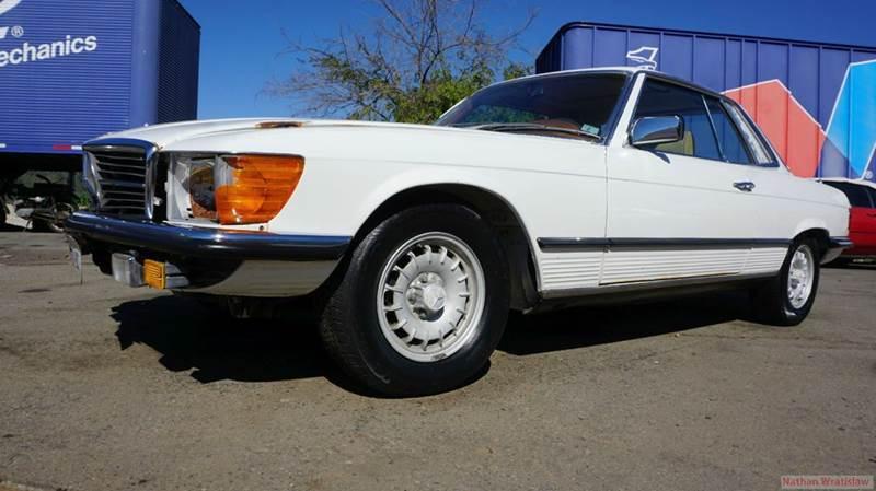1980 Mercedes-Benz 350-Class