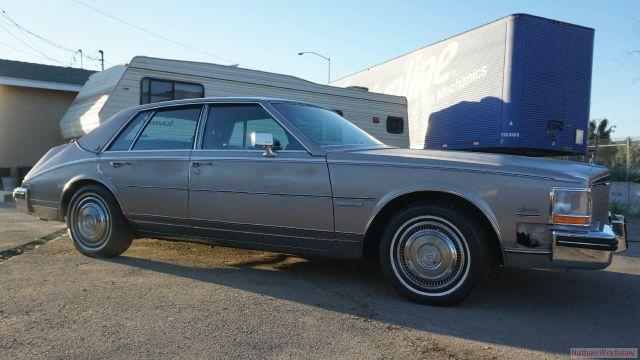 1983 Cadillac Seville  - El Cajon CA