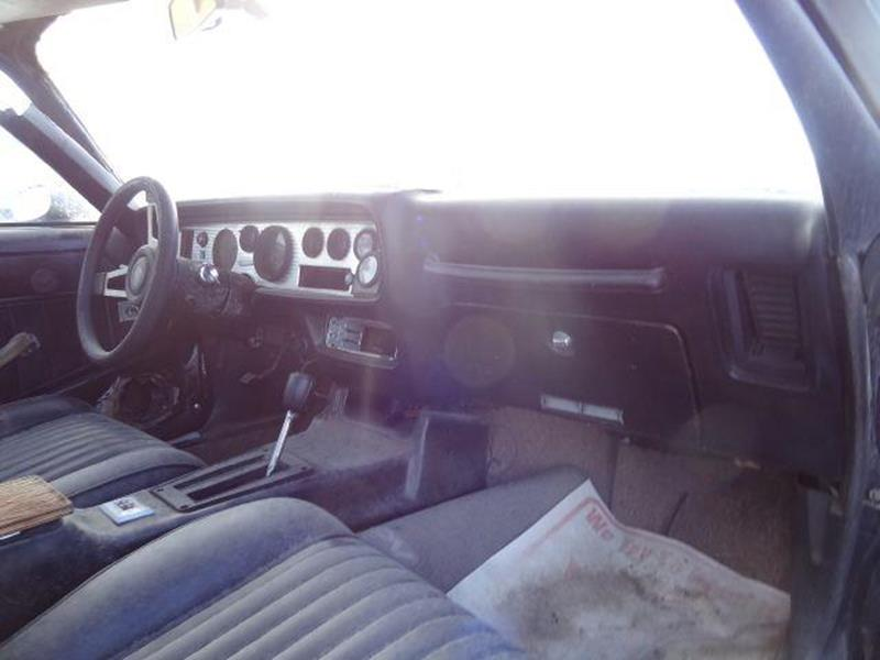 1978 Pontiac Firebird Trans Am - El Cajon CA