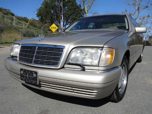1997 mercedes benz s class s320 sedan in el cajon ca 1 for Mercedes benz el cajon