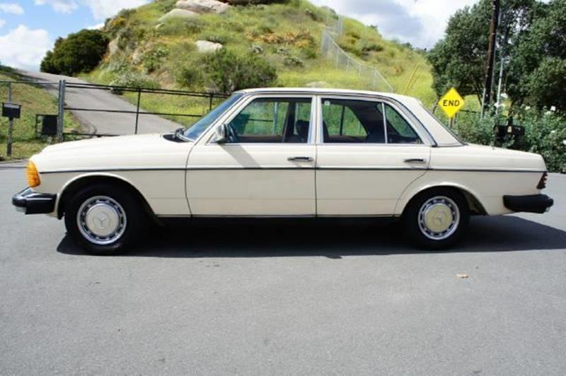 1979 mercedes benz 240 class 240d in el cajon ca 1 owner for Mercedes benz el cajon