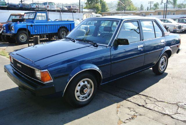 1982 toyota corolla deluxe in el cajon ca 1 owner car guy. Black Bedroom Furniture Sets. Home Design Ideas