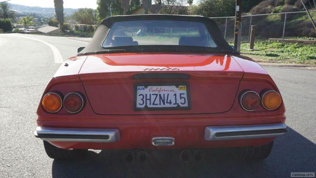 1979 Ferrari California  - El Cajon CA
