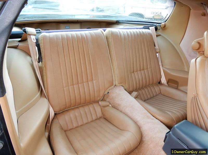 1989 Pontiac Firebird Trans Am GTA 2dr Hatchback - El Cajon CA