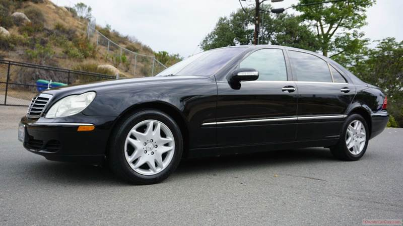 2003 mercedes benz s class s500 4dr sedan in el cajon ca for 2003 s500 mercedes benz