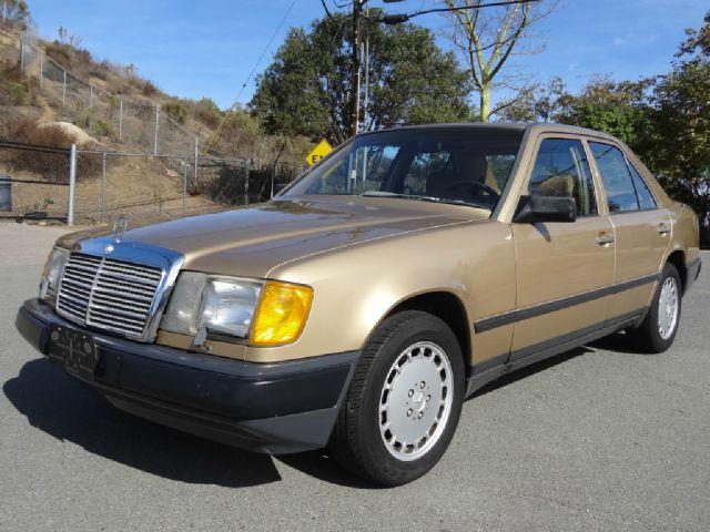1986 mercedes benz 300 class 300e w124 sedan in el cajon for Mercedes benz el cajon