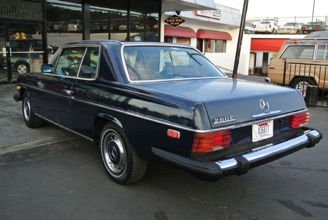 1974 mercedes benz 280 class 280c coupe in el cajon ca 1 for Mercedes benz el cajon